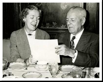 Duncan Hines & Clara
