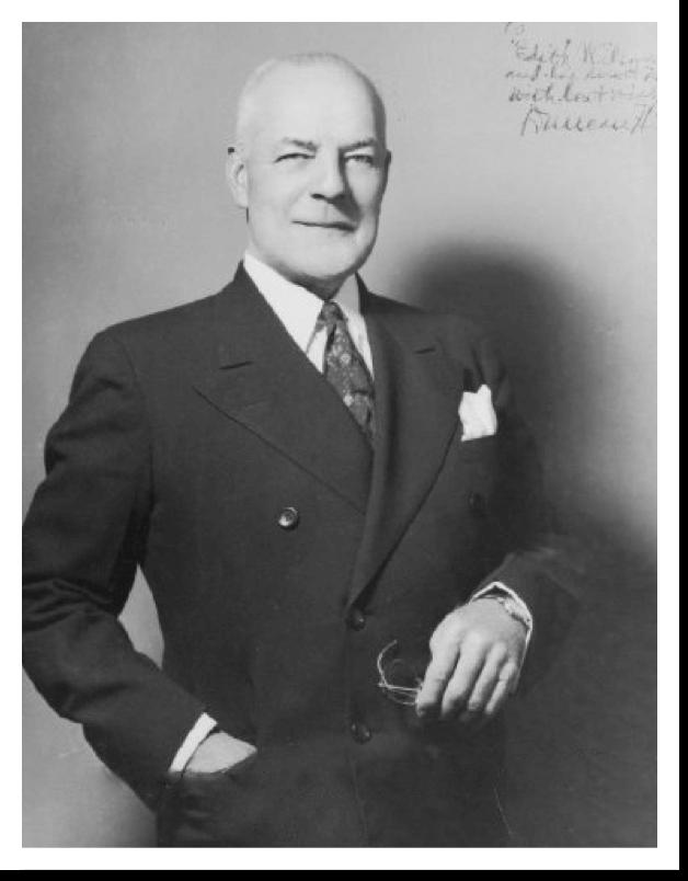 Duncan Hines (portrait)