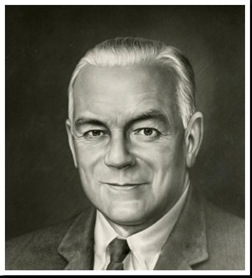 Duncan Hines portrait
