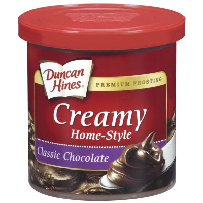 Classic Chocolate Creamy Home-Style Frosting