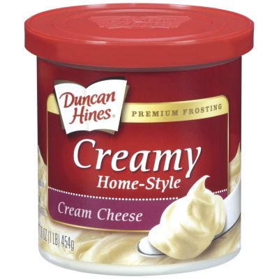 Cream Cheese Creamy Home-Style Frosting
