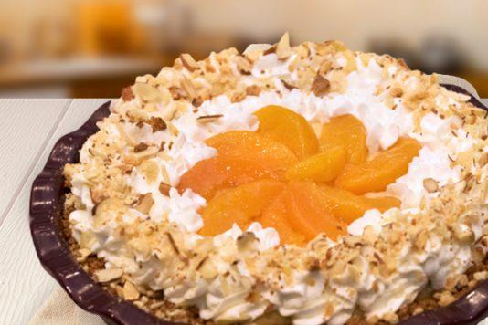 Savannah Picnic Peach Pie