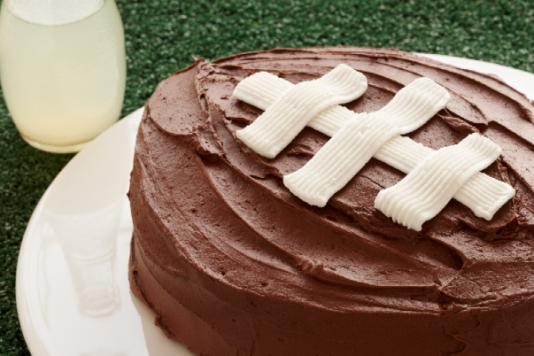 Touchdown Cake