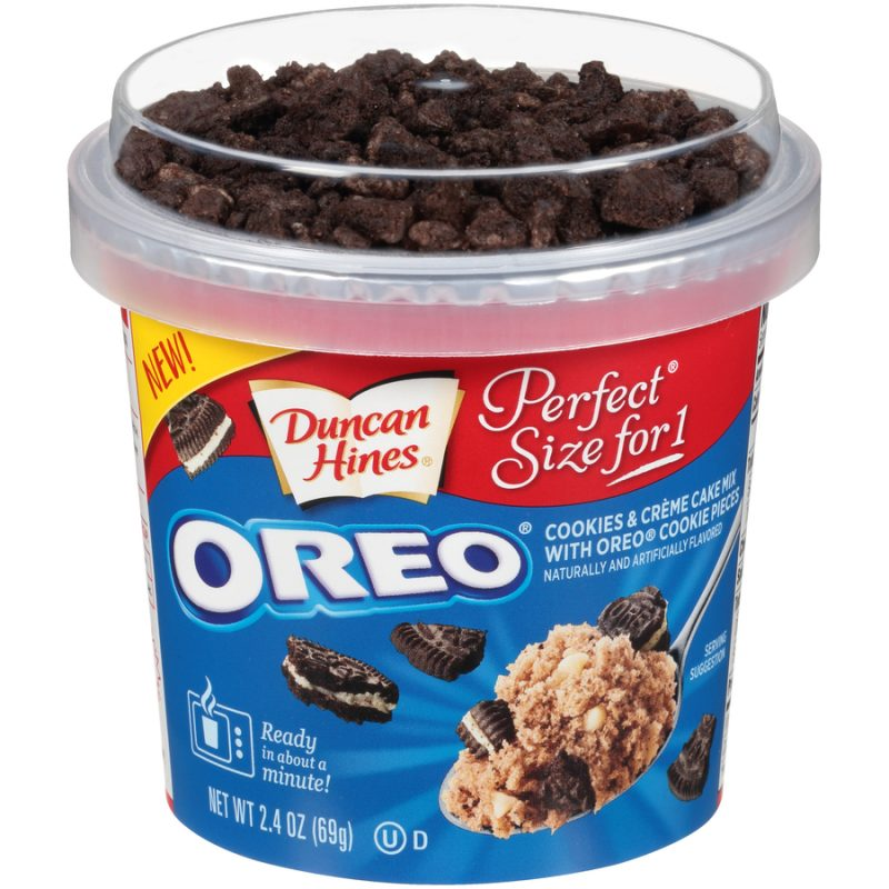Oreo Cookie and Creme Cup