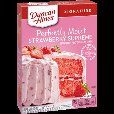 Cake Mixes Duncan HinesⓇ